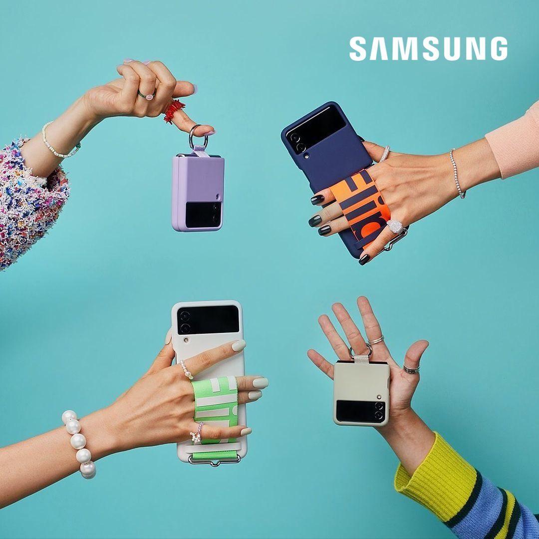 Новые Galaxy Z Fold3   Flip3 уже в продаже в фирменном магазине Samsung!